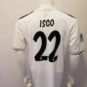 Other - ISCO REAL MADRID HOME FAN JERSEY 2018/2019